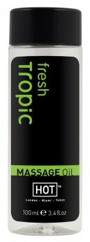 Massageöl tropic - fresh 100ml - HOT