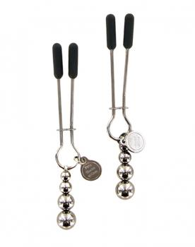 The Pinch Adjustable Nipple Clamps - Fifty Shades of Grey