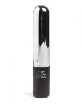 Pure Pleasure USB Vibrating Bullet - Fifty Shades of Grey
