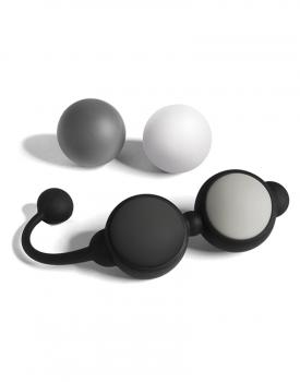 Beyond Aroused Kegel Balls Set - Fifty Shades of Grey
