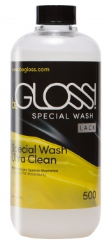 beGLOSS Special Wash Lack 500ml