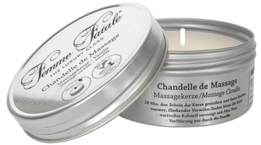 femme fatale chandelle de massage 125ml