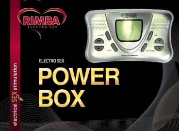 rimba - elektro powerbox set mit lcd display