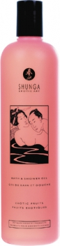 Shunga bath & shower gel exotic 500ml