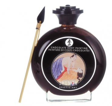 Shunga chocolate body painting 100ml