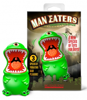 man eaters from outer space - Big Teaze Toys