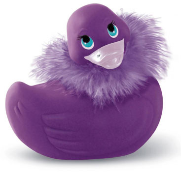 I Rub My Duckie Paris Violette - Big Teaze Toys