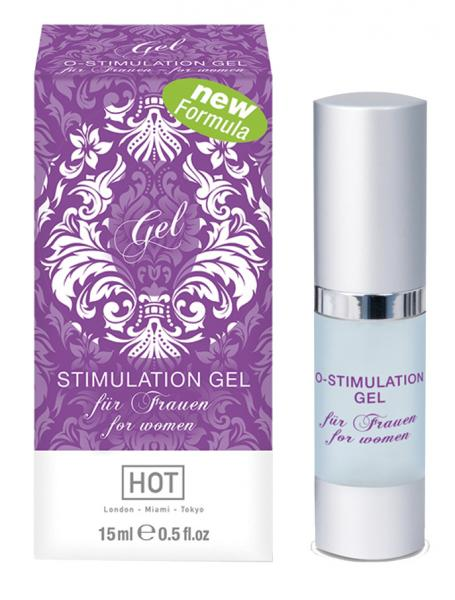 O-Stimulation Gel for women 15ml - HOT